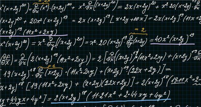 Matematyka zdalnie. Rozwiązywanie zadań. Korepetycje online-studia
