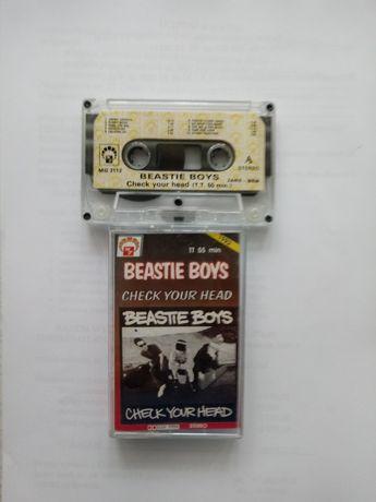Kaseta rap hip hop Beastie Boys  1992 55 min.