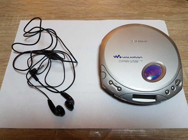 CD Walkman Sony D-E350