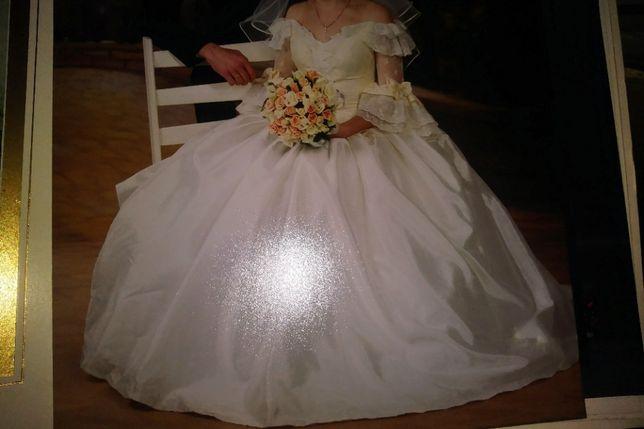 Sukienka ślubna roz. 36
