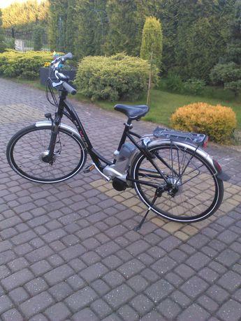 Rower elektryczny Flyer jak nowy