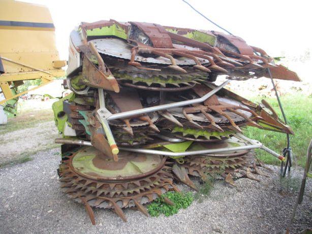 heder przystawka do kukurydzy Claas Orbis 750 Jaguar 10 rzędów