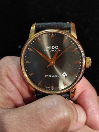 Продам мужские швейцарские часы Mido Baroncelli оригинал