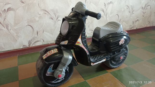 Детский мотоцикл, беговел