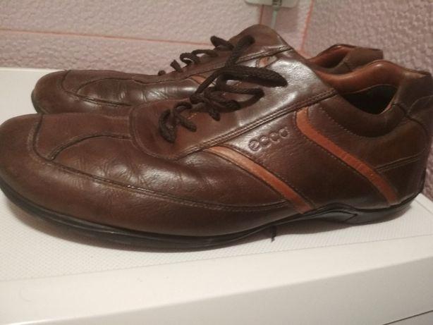 Туфли Ecco Clarks натуральная кожа оригинал