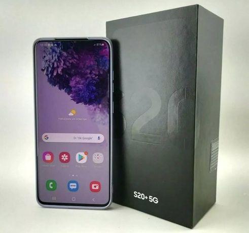 Samsung S20 + (Plus) 5G 12Gb Ram e 128Gb Como Novo Garantia de Fabrica