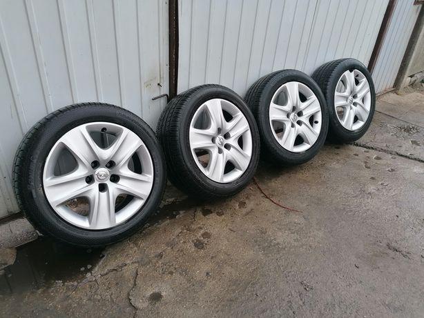 "Opel 17"" 5x115 felgi strukturalne"