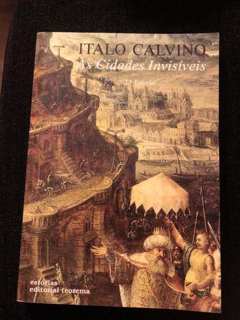 As Cidades Invisiveis - Italo Calvino (portes gratis)
