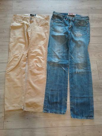 Spodnie męskie Big Star (zostały niebieskie)