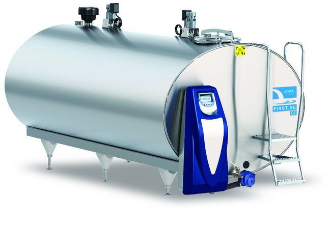 Zbiornik do mleka Serap - importer na Polskę