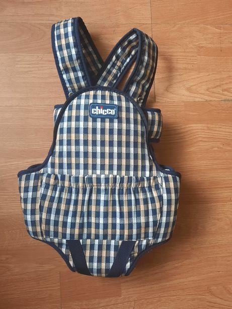 Nosidło nosidełko dla dziecka chicco