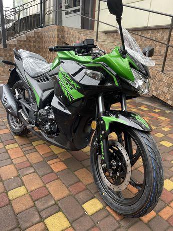 Акція безкошт. доставка Мотоцикл Lifan Ліфан KPR 200, 10s