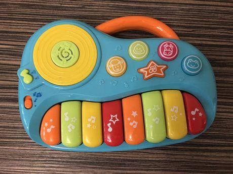 Продам детское пианино