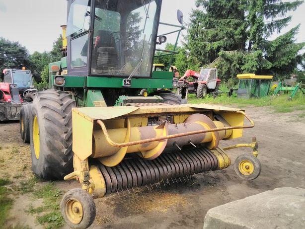 Podbieracz do trawy do sieczkarni John Deere serii 5000