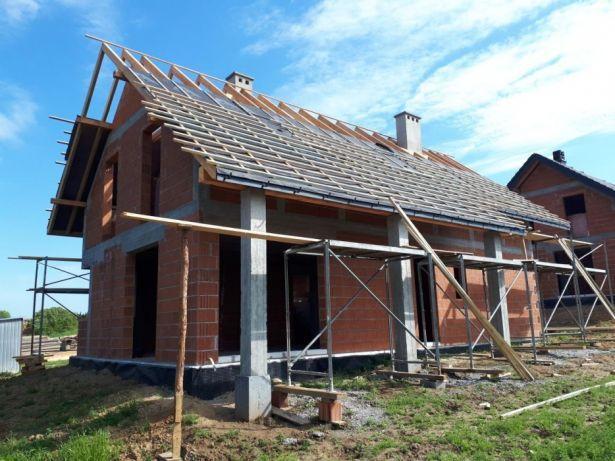 Firma budowlana, budowa domu, budowa domów, stany surowe