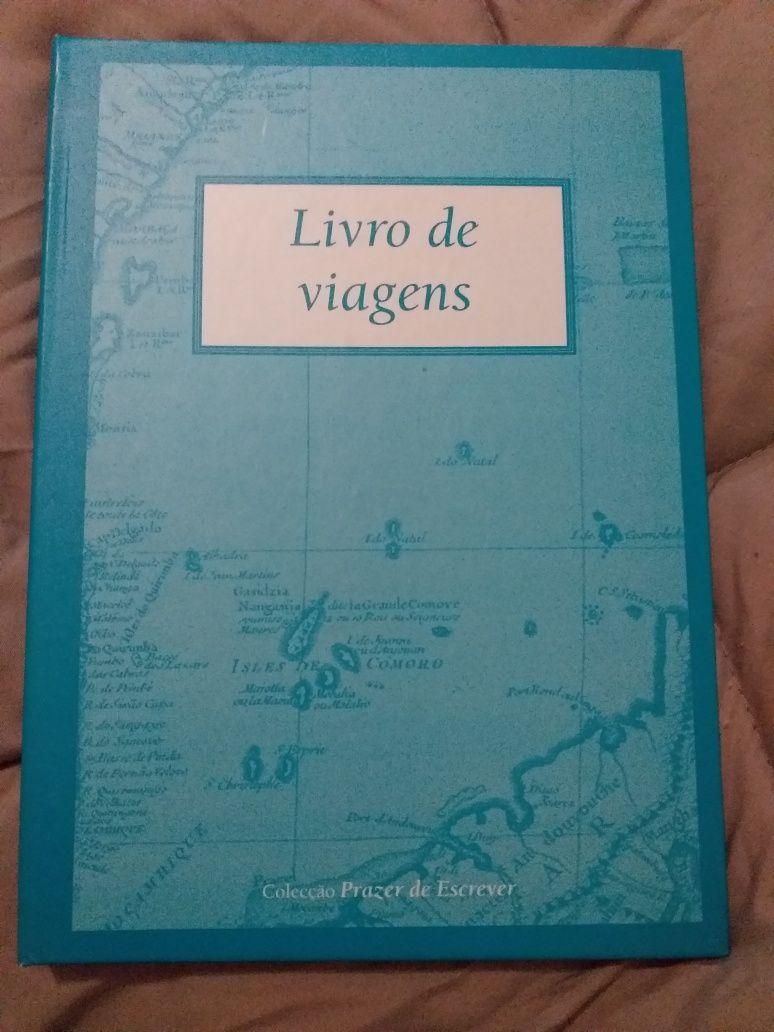 Livro de viagens