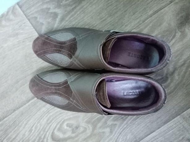 Кеды кроссовки туфли Lacoste