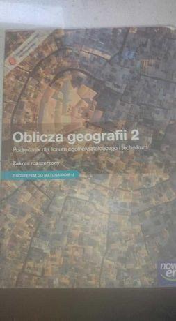 Oblicza geografii 2 podręcznik
