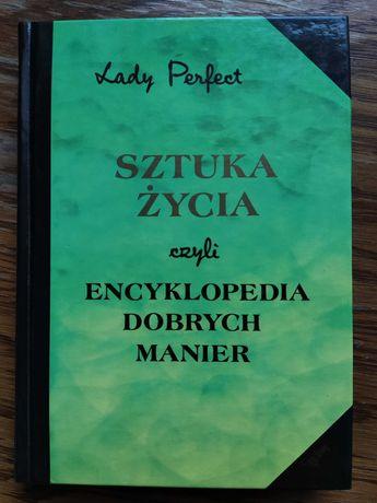 """Lady Perfect """"Sztuka życia czyli encyklopedia dobrych manier"""""""
