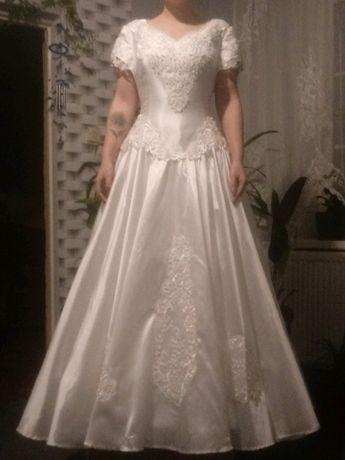 suknia ślubna rozm.44