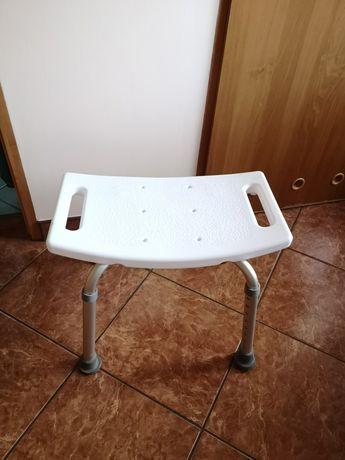 Krzesło pod pryśnic