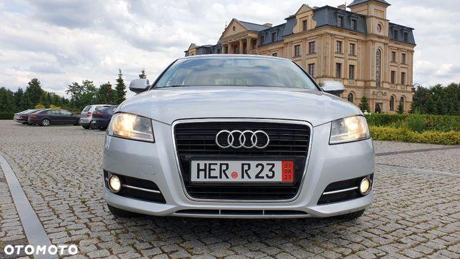 Audi A3 z SALONU Audi, LIFT, 82 tys. przebieg wpisuje na fakturze, oryg lakier