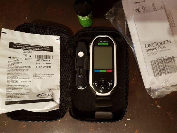 Máquina de medição dos diabetes