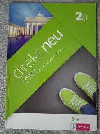 Direkt neu 2a Podręcznik