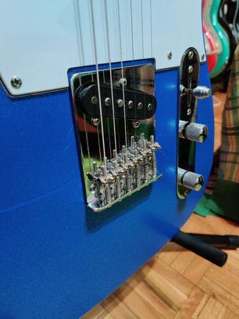 Guitarra tipo telecaster homemade (DIY Kit)