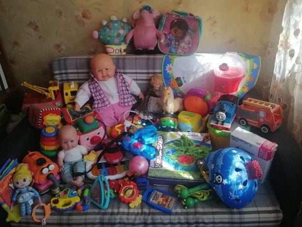Фирменные игрушки Англия, Mattel, Hasbro, Chicco, ELC, Fisher Price