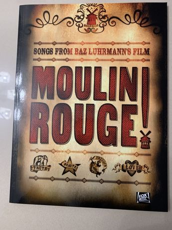 Moulin Rouge Songs from baz luhrmanns film