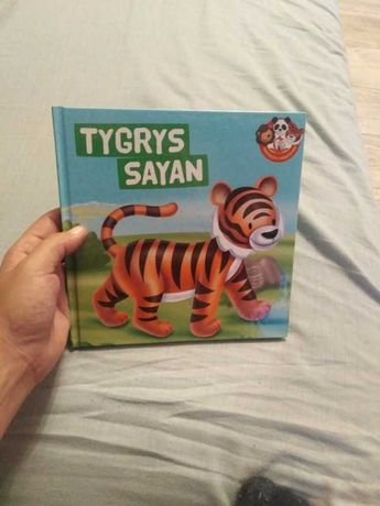 Zwierzęta z mojego zoo Tygrys Sayan