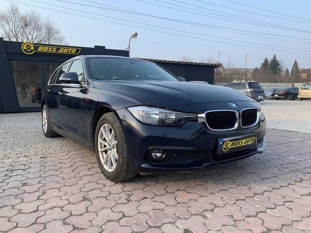 BMW 316D 2.0 2017