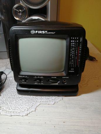 Mini telewizor z radiem First