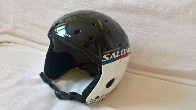 kask narciarski SALOMON WORLD CUP 51-55cm