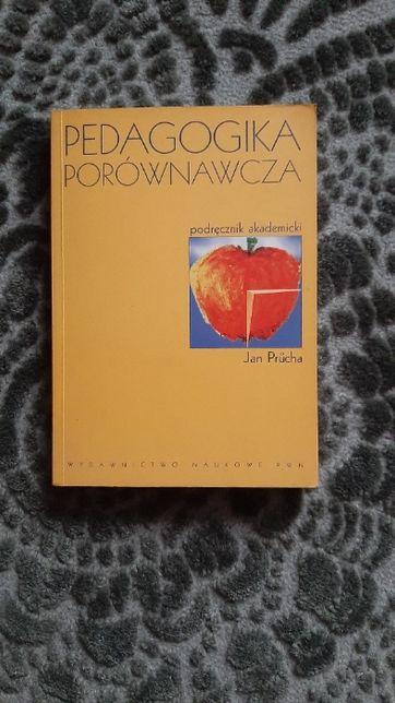 Książka Pedagogika porównawcza Jan Prucha