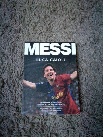 Książka Messi