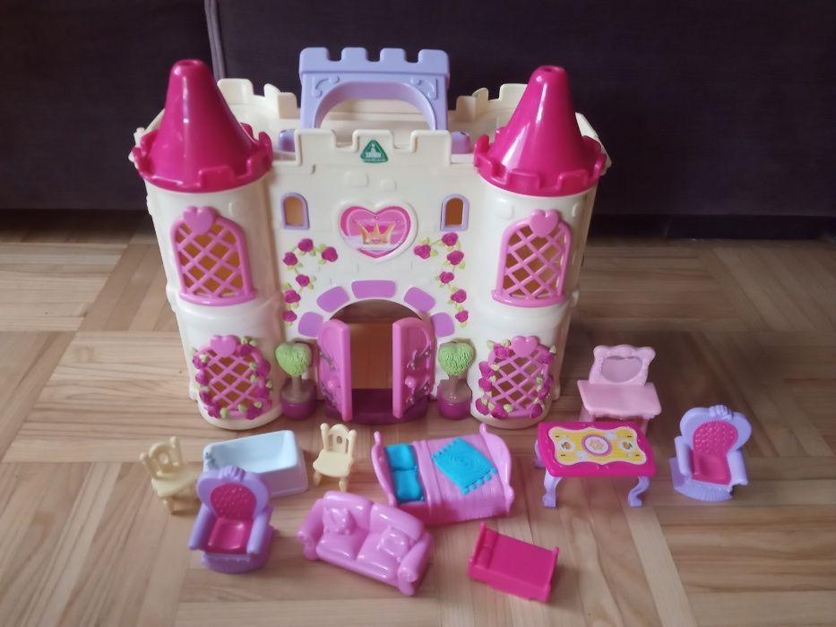 Zamek dla lalek plus akcesoria Białystok - image 1
