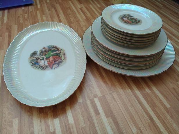 Набор посуды Мадонна Гдр столовый+чайный
