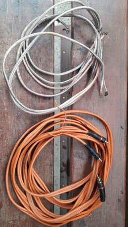 Набор проводов для установки  Усилителя + Саб