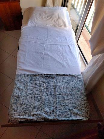 Divan individual cama solteiro