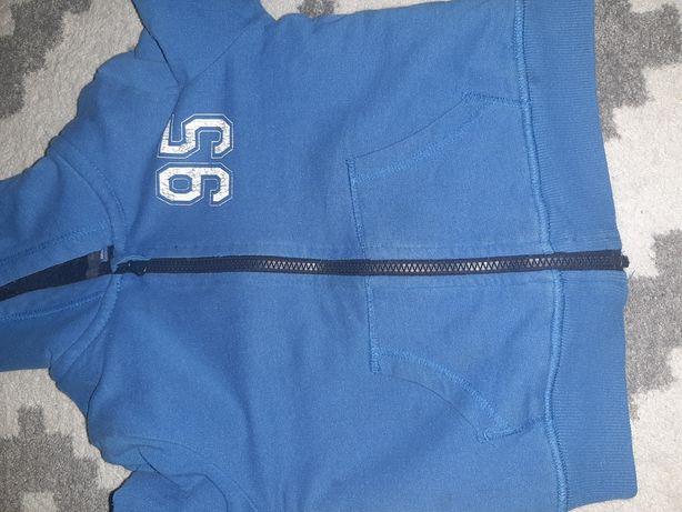 Bluza cieplutko 98