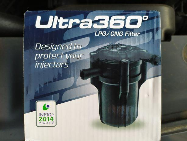 Фільтр-відстійник ГБО Alex Ultra 360,