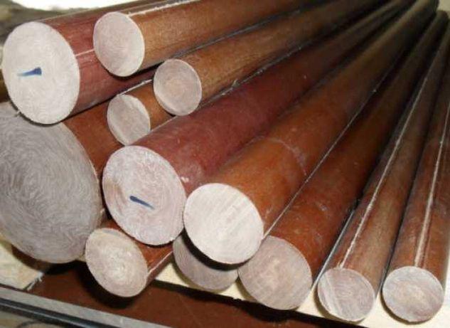 Текстолит стержни от 10-200 мм.
