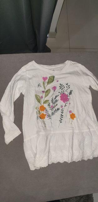 Bluzeczka 104cm 5-10-15