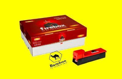 Машинка для набивки+1000шт Сигаретные Гильзы Firebox
