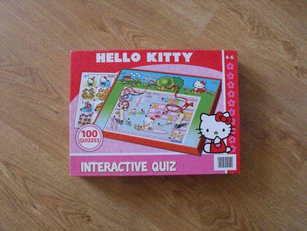 Elektroniczna Gra Edukacyjna HELLO KITTY