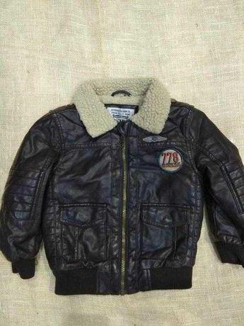 Куртка мальчику palomino