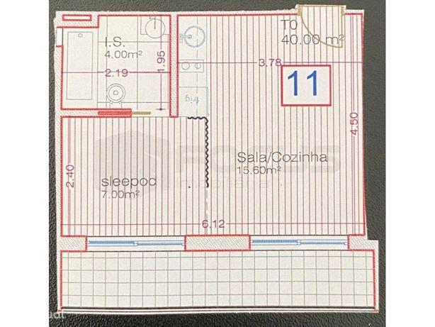 Estúdio T0+1 Universidade de Aveiro