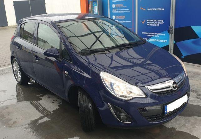 Opel Corsa 2011 rok